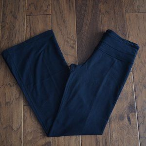 Lululemon Groove Yoga Pant Black Size 8 **Pilled**